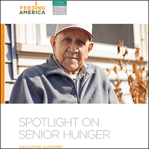 Senior hunger research - Feeding America®
