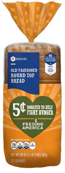 SE Grocers Bread.