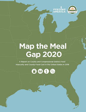 Map the Meal Gap 2020 Report Cover