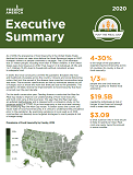Map the Meal Gap Executive Summary Report Cover
