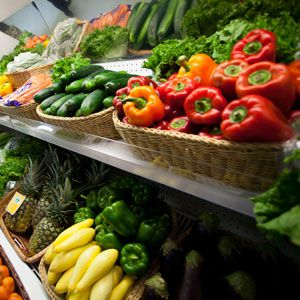 Daronne Dobni fresh produce