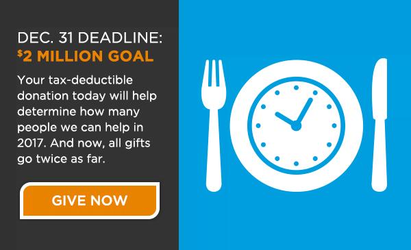 Calendar Year End : Hispanic poverty hunger facts feeding america