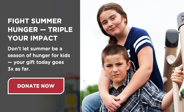 Fight summer hunger