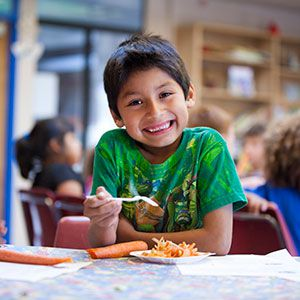 Share and call-in to help end summer hunger