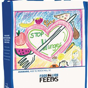Food Lion reusable bag