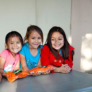 During the school year, over 21 million children receive free and reduced-price breakfast and lunch each day through the USDA's National School Lunch Program. But, when school is out, many children who rely on these meals go hungry.