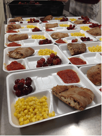 Summer Food Service Program lunches