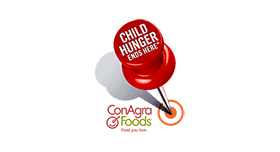 Child Hunger Ends Here logo