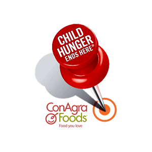 Child Hunger Ends Here from ConAgra Foods