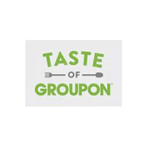 Taste of Groupon logo