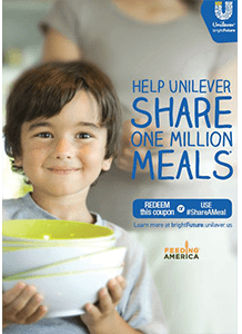 Unilever Share A Meal 300