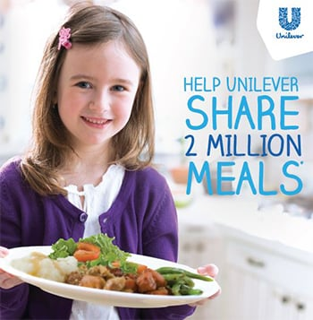 Unilever Share A Meal