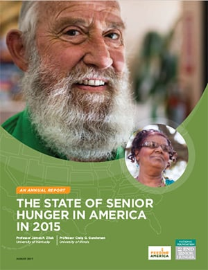 State of Senior Hunger