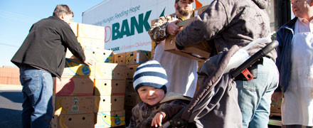 Mobile Food Pantry Programs