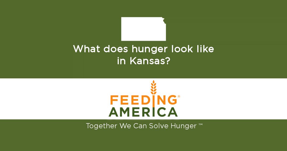 kansas hunger facts feeding america