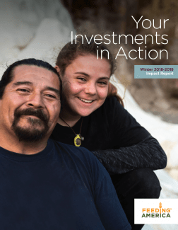 Winter 2018-2019 Impact Report Cover