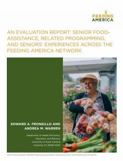 Senior Hunger Program Evaluation Report