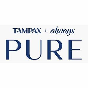 Tampax and Always Pure