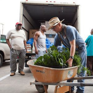 Second Harvest Foodbank of Southern Wisconsin partners with local farms to implement its Field to Food Program.
