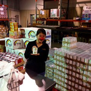 Sally, Child Hunger Corps member