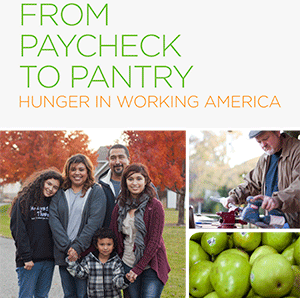 From Paycheck to Pantry: Hunger and the Working Poor