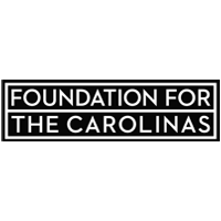 Foundation for the Carolinas Logo on black bakground