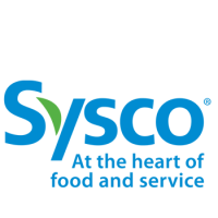 Sysco Logo on white background